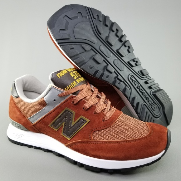 new styles 7d717 6ef0c New Balance 576 Classic Boston LE Running Shoes NWT